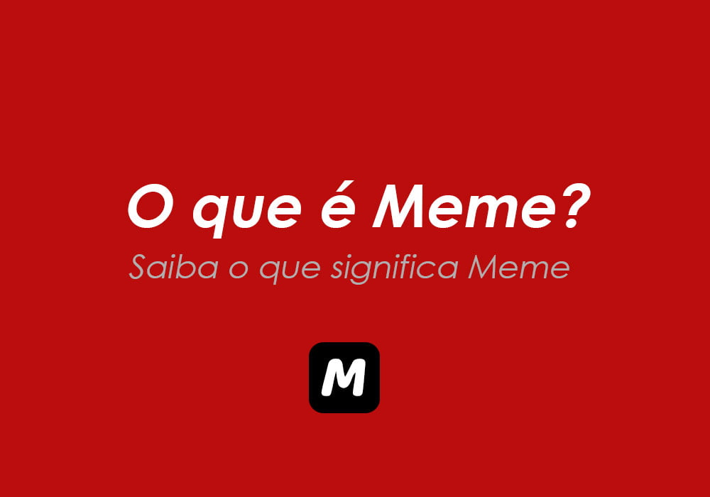 O que é Meme