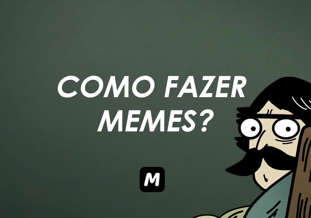 como fazer memes
