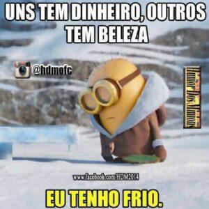 18 Memes de frio para status
