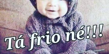 Memes de bom dia com frio