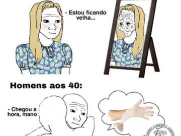 Mulheres aos 40 anos